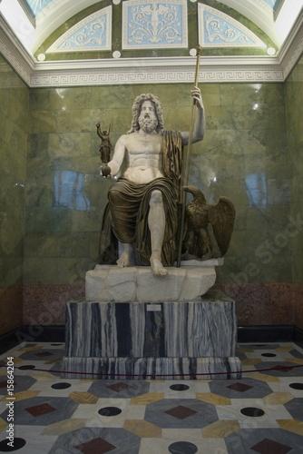 Photo  Zeus monument