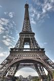 Fototapeta Wieża Eiffla - Tour Eiffel - Paris - France
