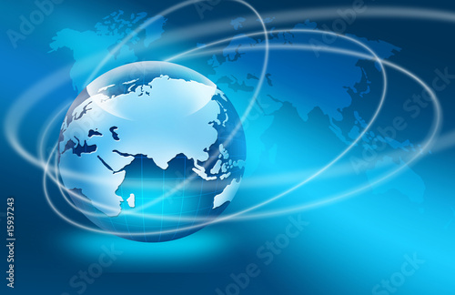 best concept of global business #15937243