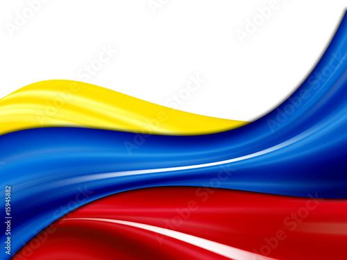 Fotografía  Colombia flag