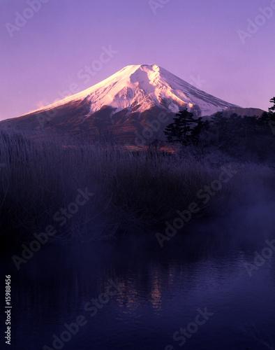 Fotografie, Obraz  富士山