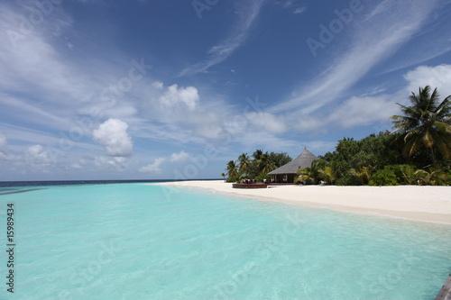 Foto-Kissen - Paradise - Paradies