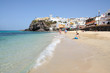 Beach of Morro Jable, Canary Island Fuerteventura, Spain