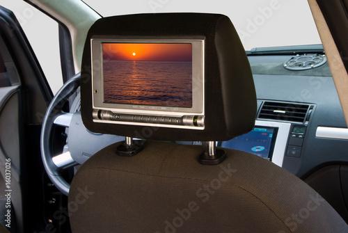 Fotografía  Car entertainment system