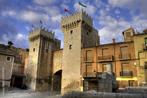 Daroca, ciudad medieval