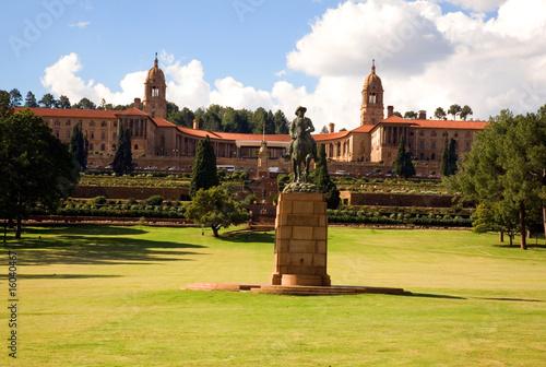 Poster Afrique du Sud Union Buildings