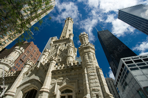 Old Water Tower, Chicago