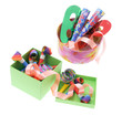 Party Items in Boxes