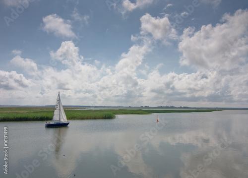 Fotografie, Obraz  Segelboot