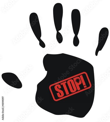 Fotografía  Stop przemocy