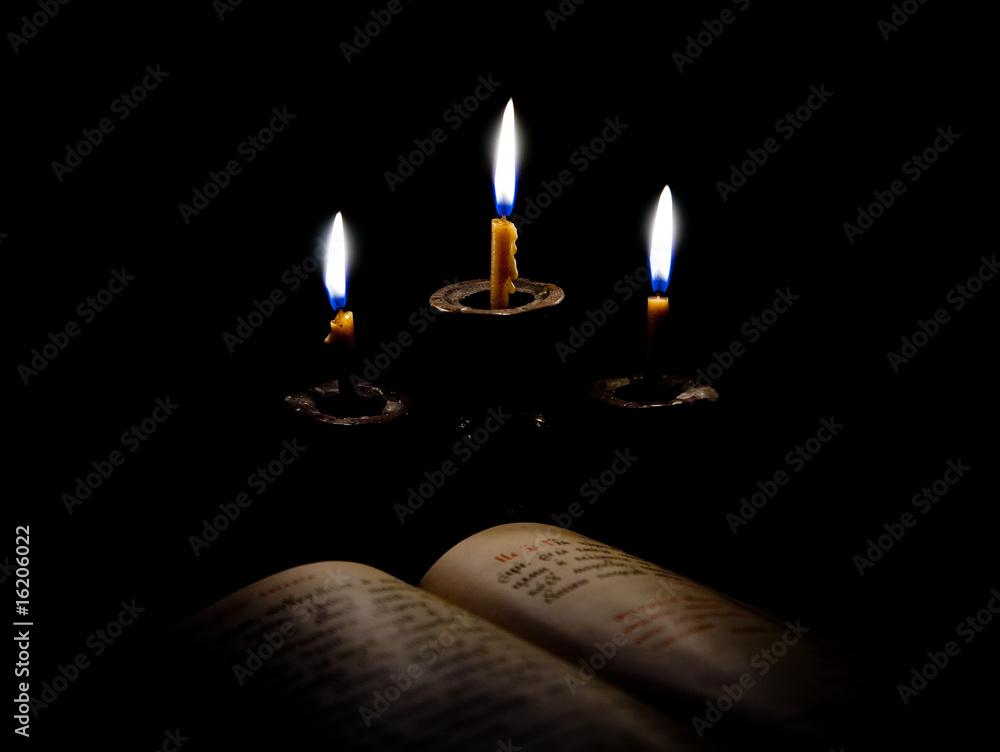 Fototapety, obrazy: old Psalter
