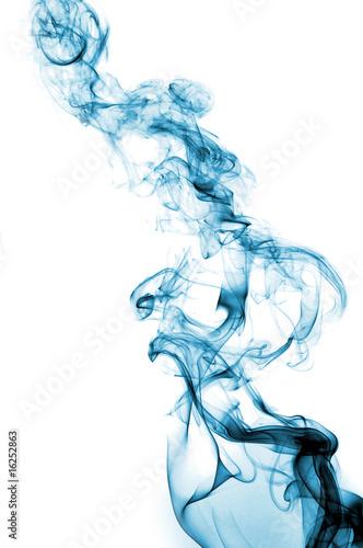 Fotografering  Volutes de fumée