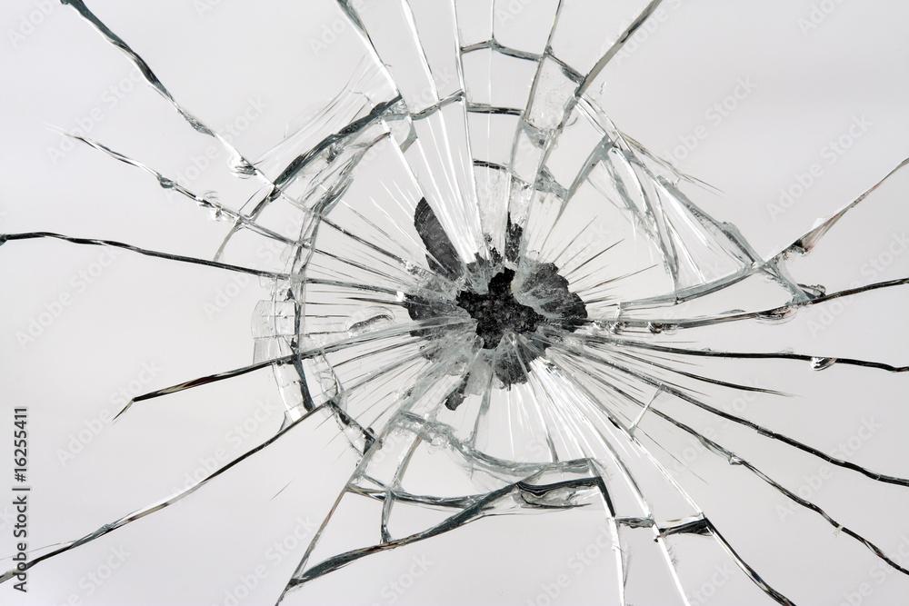Fototapeta Broken Mirror