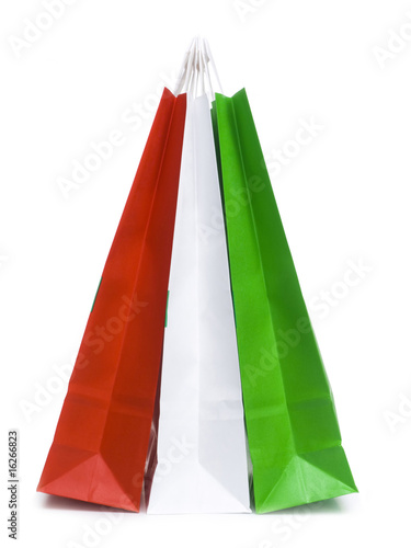 Photo Stands Paper shopping bags