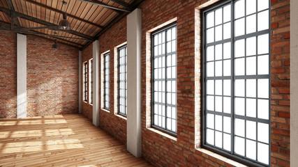 Fototapeta Architektura Still Indoor #16 - Halle