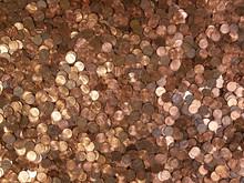 Many Pennies