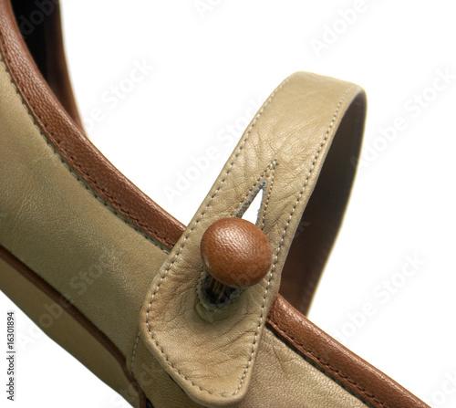 détail de chaussure