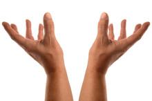 Deux Mains Levées