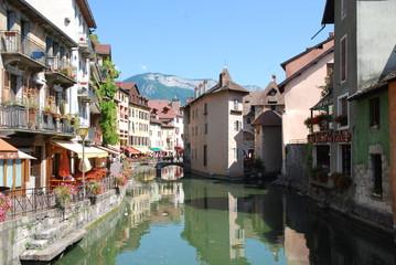 Fototapeta na wymiar Annecy