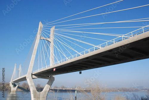 Poster Bridges Dessous pont