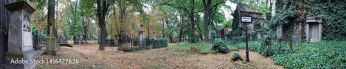 Photo sur Toile Cimetiere oll historic cemetery