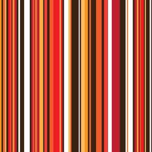 Autumn Stripe Retro
