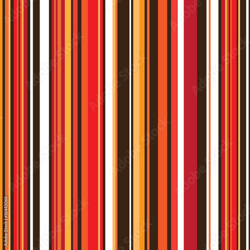 Fotografie, Obraz  autumn stripe retro