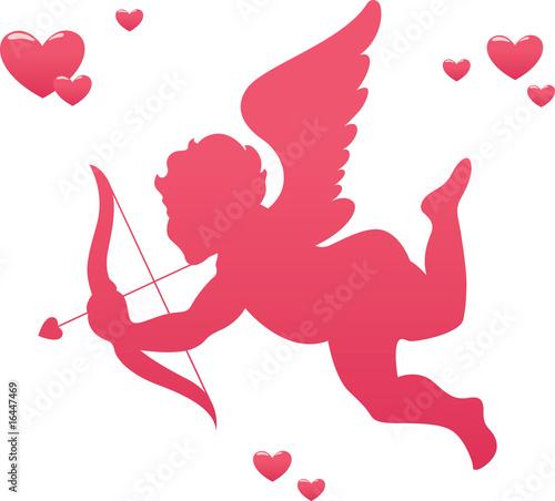 Photographie Love Cupid