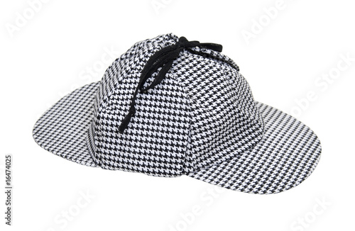 Photo  Deerstalker cap