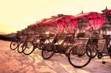 Chińskie riksze – orientalna przejażdżka
