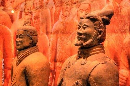 Xian / Xi'an (China) - Terracotta army
