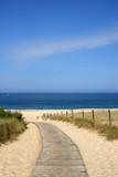 Fototapeta See - vers la plage