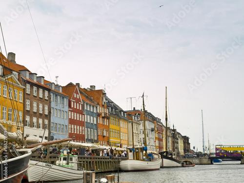 Photo  Nyhavn Copenhagen