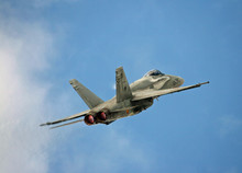 Spannish F18 Hornet