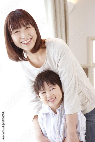 Fotografía  母親と息子