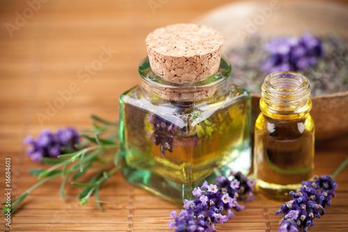 Garden Poster Lavender Lavande, produits cosmétiques naturels