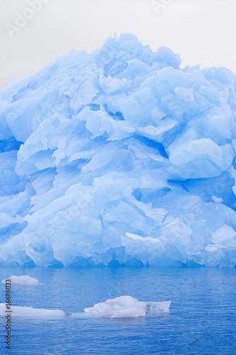 Canvas Prints Arctic Iceberg