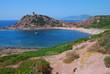 petite plage au nord d'Alghero, Sardaigne