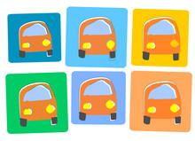Orange Cars1