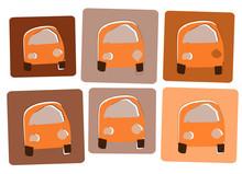 Orange Cars2