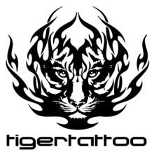 Vector Illustration Tattoo - T...