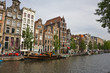 Walks across Amsterdam