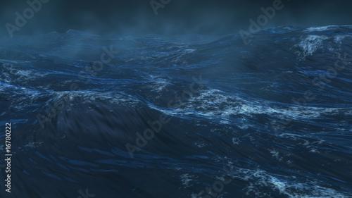 Tablou Canvas Mare in tempesta
