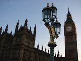 Fototapeta Big Ben - Big Ben by Night