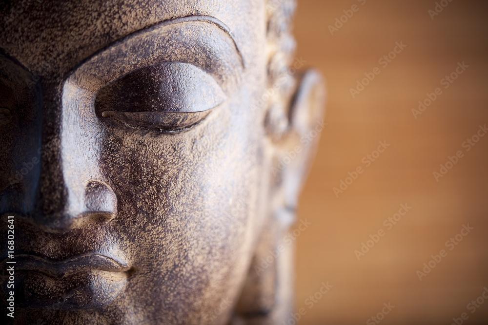 Fototapety, obrazy: Posąg Buddy