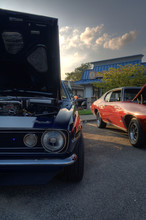 Camaro Car Show
