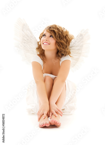 Fotografie, Obraz  angel
