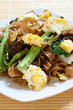 Thai Fried Noodles (Pad See Ew)