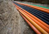 Plastic pipes - 16866897