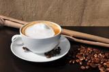 Cappuccino Stillleben